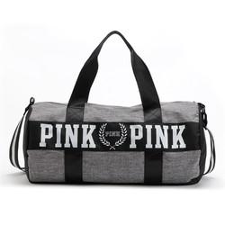 Túi xách du lịch thể thao Pink cao cấp 2017