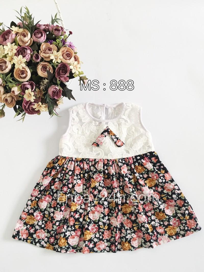 Váy đầm bé gái 888 2