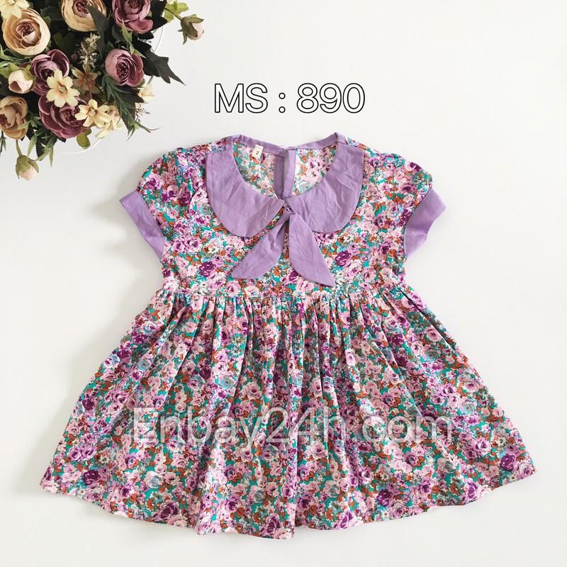 Váy đầm bé gái 890 1