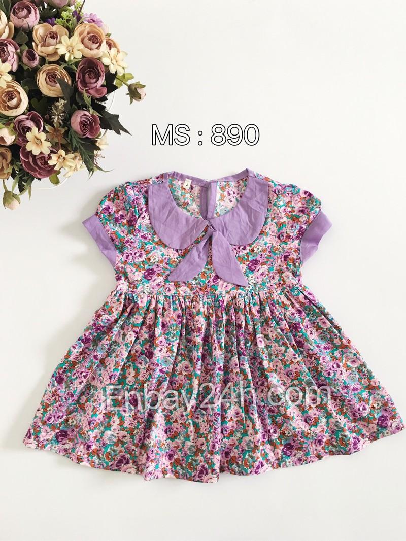 Váy đầm bé gái 890 2