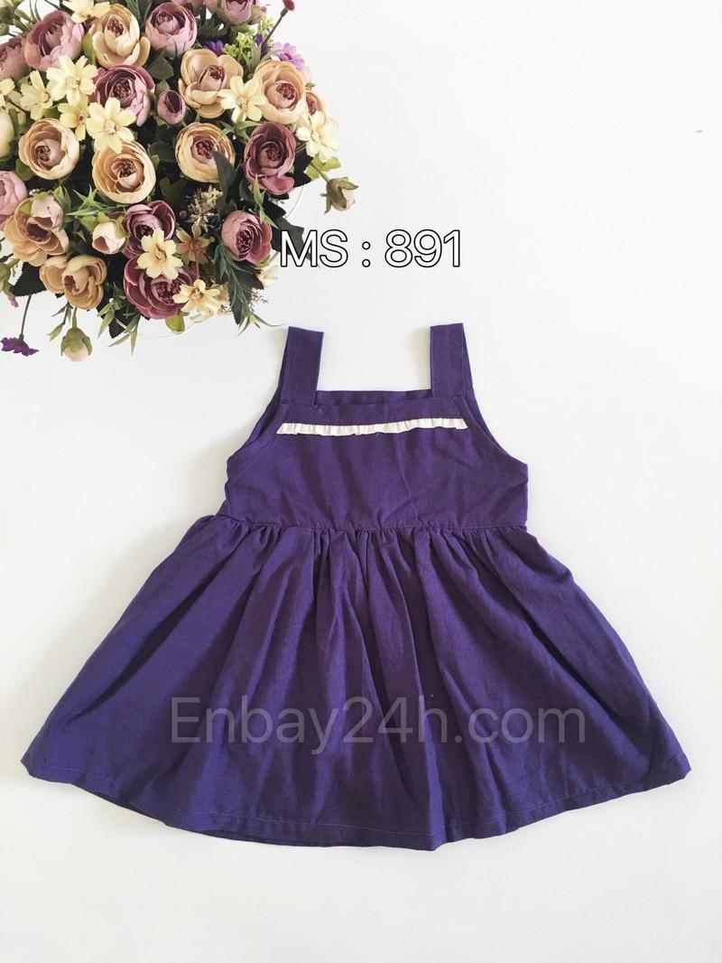 Váy đầm bé gái 891 1