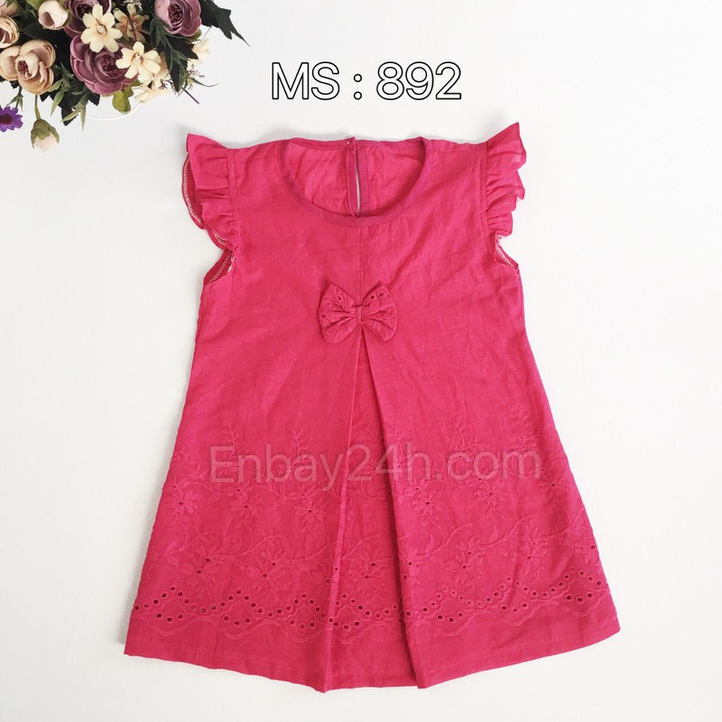 Váy đầm bé gái 892 2