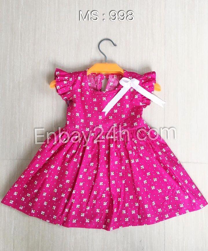 Váy đầm bé gái 998 1