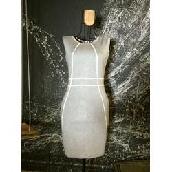Đầm len body QC