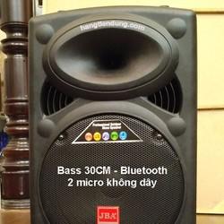loa di động bass 30CM 668-13 bluetooth