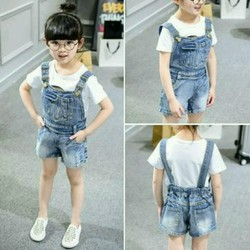 quần yếm jeans