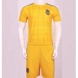 Bộ đồ đá banh đội tuyển Ukraine sân nhà -Vàng