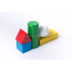 Bộ hình học cháu đơn giản  |đồ chơi gỗ cho bé từ 1 tuổi