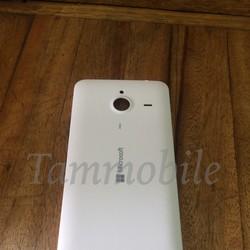 Vỏ Lumia 640 XL màu trắng