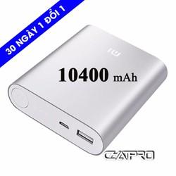 Pin Sạc Dự Phòng Xiaomi 10400mAh
