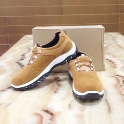 Giày thể thao snearker Nhật - màu vàng