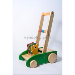 Xe tập đi cho bé | Đồ chơi gỗ an toàn