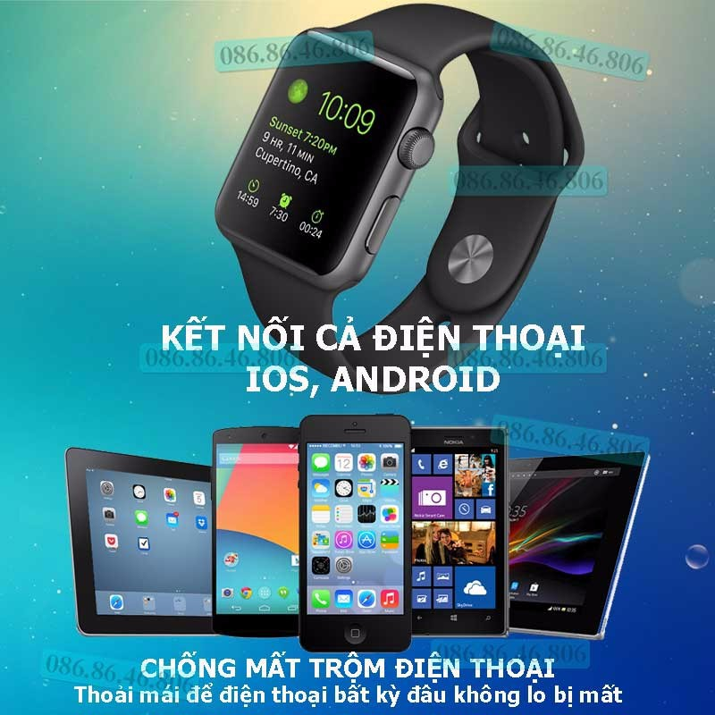 Đồng hồ thông minh Kingwear PRO PLUS SN08 12
