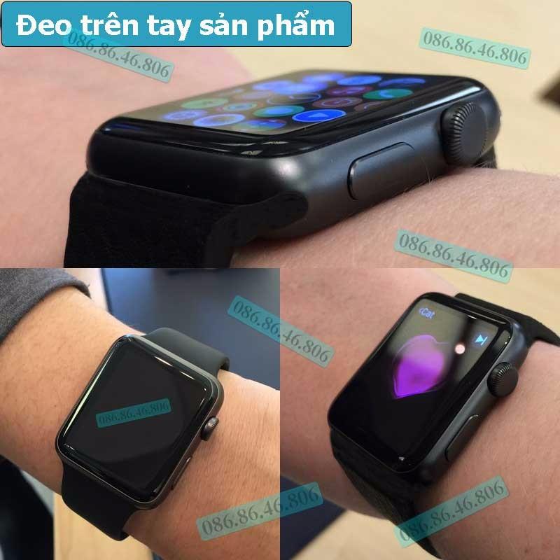 Đồng hồ thông minh Nhật nghe gọi giải trí Fuji SN08 Pro Plus 6
