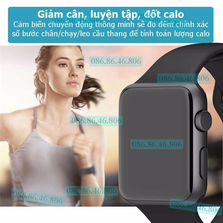 Đồng hồ thông minh Nhật nghe gọi giải trí Fuji SN08 Pro Plus 19