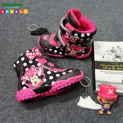Boot cưc xinh cho bé gái hàng Việt Nam xuất khẩu