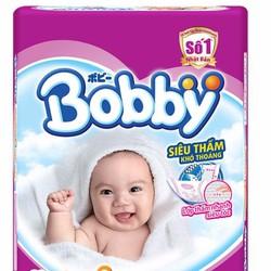Tã - bỉm Bobby Newborn 2 60 miếng
