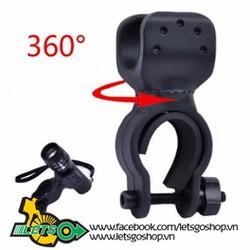 Pát đèn pin xoay 360 độ