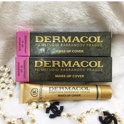 Kem nền che khuyết điểm hoàn hảo Dermacol Make up Cover