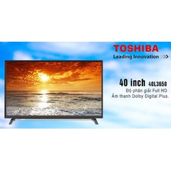 Tivi LED Toshiba 40 inch Full HD  40L3650VN