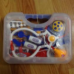 Bộ đồ valy bác sĩ, trò chơi bé tập làm bác sĩ, Doctor Play Set – 6013