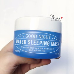 MẶT NẠ NGỦ GOOD NIGHT WATER SLEEPING MASK