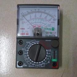 Đồng hồ vạn năng kim DE 960TR