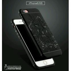 Ốp lưng Iphone 6,6s chống sốc hoa văn