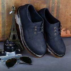 Giày Doctor nam cổ thấp phong cách sành điệu GDOC25