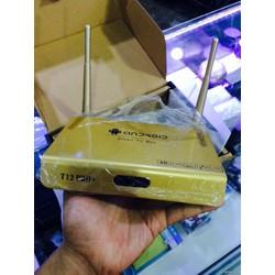 Android TV Box T12 biến Tivi thường thành Smart TV thông minh