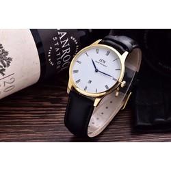 đồng hồ thời trang dây da 311