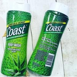 Sữa tắm nam Coast Body Wash Formula 532ml