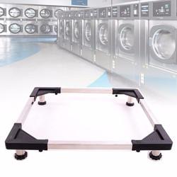 Chân đỡ đa năng Tủ lạnh, Máy giặt bằng Inox