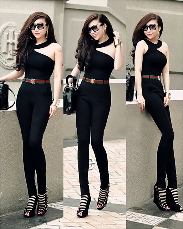 Jumpsuit dài hot 1