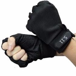 Găng tay 5.11 đen cụt ngón
