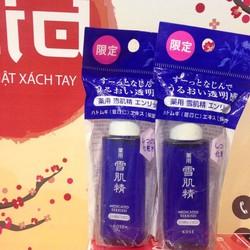 Nước hoa hồng Kose Medicated Sekkisei