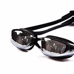 Kính bơi CẬN chống UV tráng gương chống mờ cao cấp