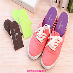 CH014x3 - Combo 6 miếng lót giày tăng chiều cao mút xốp 2.5cm