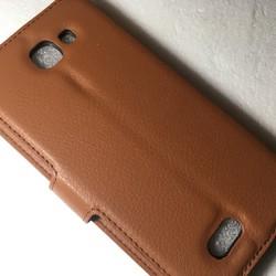Archos 50e Helium - Bao da Flip Cover có khe để thẻ cho điện thoại