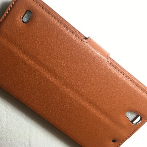 Sony-Xperia C4 - Bao da Flip Cover có khe để thẻ cho điện thoại