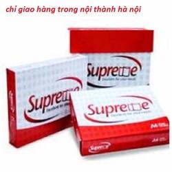 Giấy Supreme A4 ĐL 70
