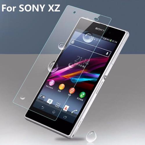 Sony-Xperia XZ XZS - Kính dán cường lực bảo vệ màn hình độ cứng 9H