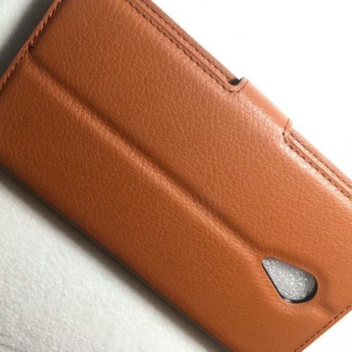 Meizu-metal - Bao da Flip Cover có khe để thẻ cho điện thoại