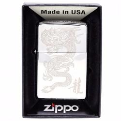 Hộp quẹt Zippo USA cao cấp