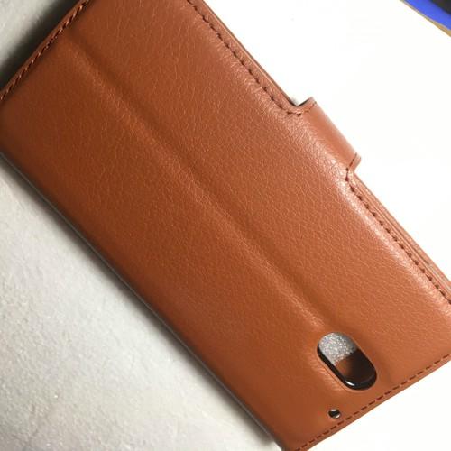 HTC-Desire 610 - Bao da Flip Cover có khe để thẻ cho điện thoại