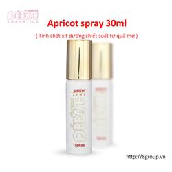Tinh chất xịt dưỡng chiết xuất từ quả mơ Apricot Spray - 30ml