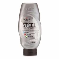Chất tẩy rửa kim loại Astonish Pro Steel 550ml