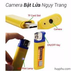 Camera ngụy trang siêu nhỏ
