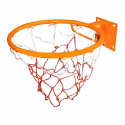 Khung bóng rổ 40cm - Cam