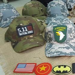 Nón kết lính, mũ quân đội rằn ri Mỹ 511 nón hậu duệ mặt trời